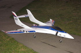 Kit ANGEL MR DAMSTER - RC Jet model - Aviation Design